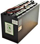 baterías para montacargas nuevas