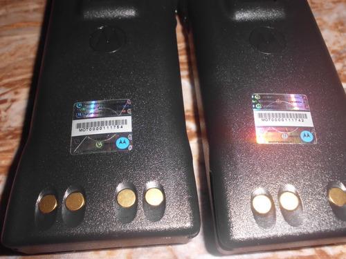 baterias para radios ep 450 serie pro  todos