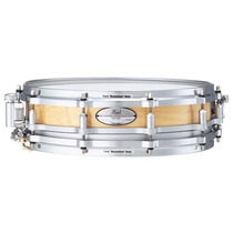 Redoblante Pearl Free Floating Maple Natural 14x3.5 Nuevo!!!