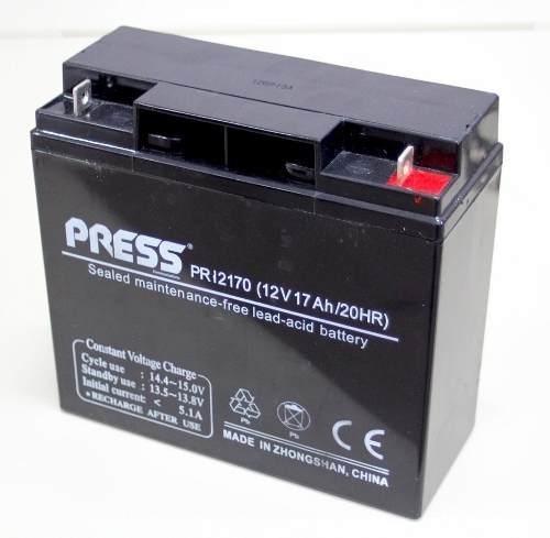 baterias recargables 12vots 17amp