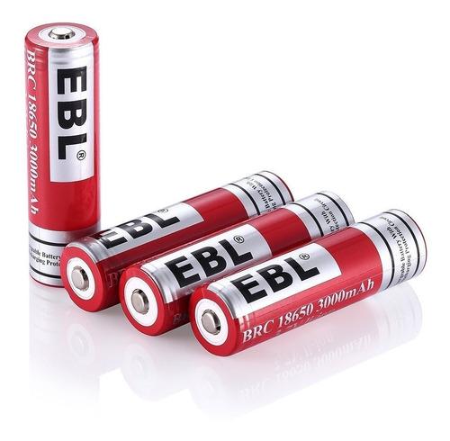 baterías recargables 18650 de 3.000mah - bat18650