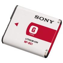 Bateria Tipo G Np-bg1 100% Original En Su Estuche