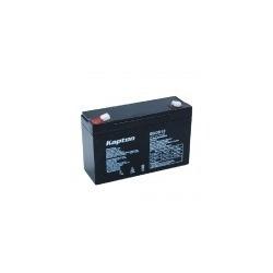 baterias recargables acido-plomo 4v - 6v - 12v. fdp