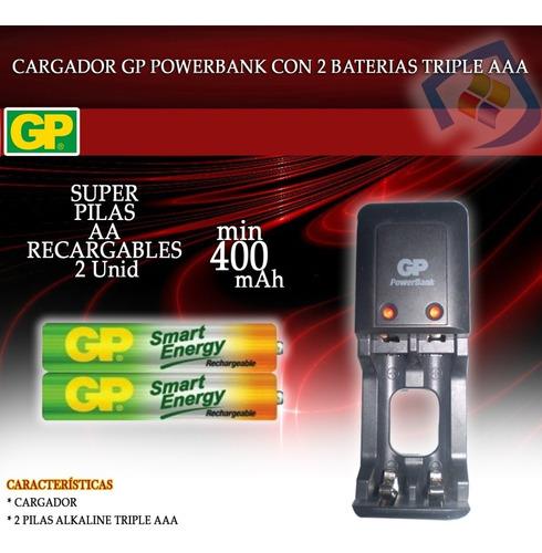baterias recargables bat