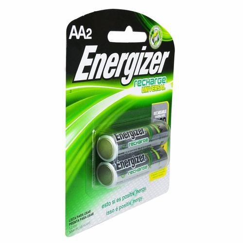 baterias recargables pilas