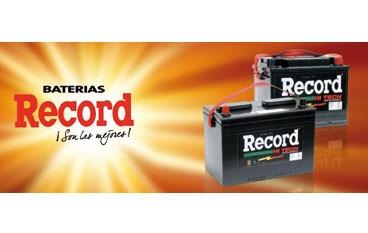 baterias record de inversor (a m e r i c a n a s) original