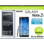 Bateria Samsung Galaxy Note 3 N9000 Originales Somos Tienda