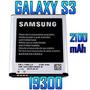 Batería Pila Para Samsung S3 I9300 100% Nueva Y Original