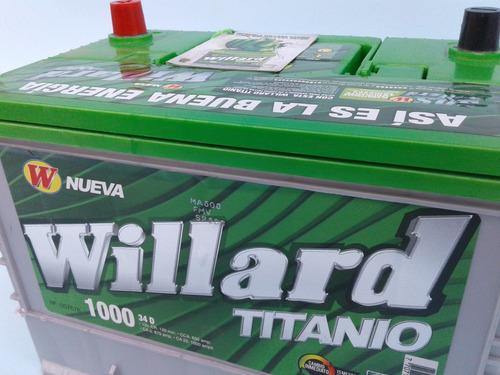 baterías titanio 1000 koleos hilux blazer explorer mazda 3 6