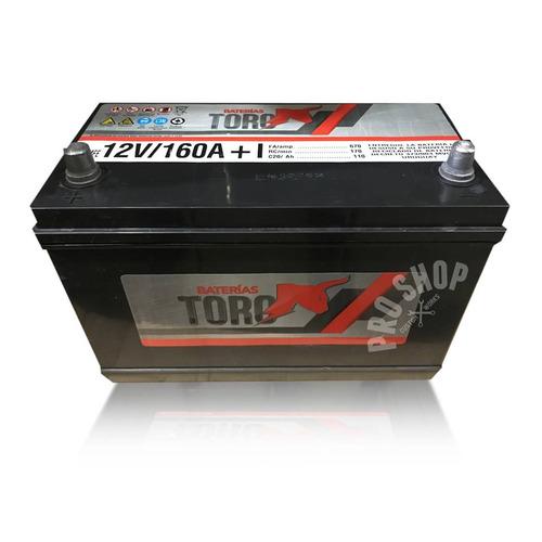 baterias toro 160 amperes auto camioneta