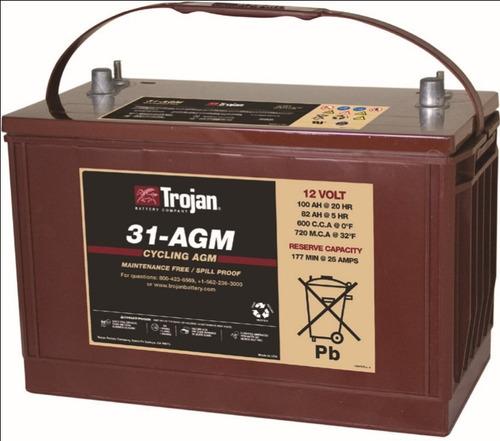baterias trojan 31 agm