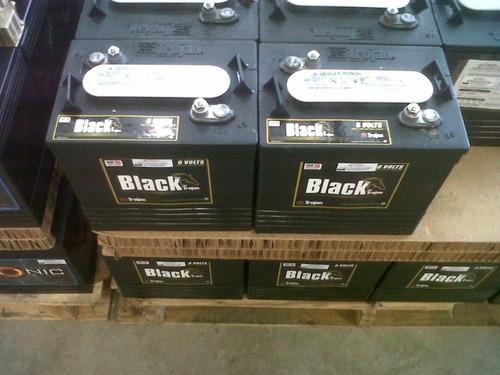 baterías trojan black (negra) rd$3,700.00 (809) 809-548-9938