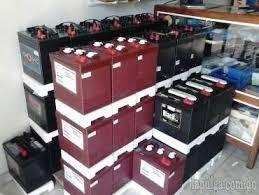 baterias trojan negras, tracec de inversores . o f e r t a