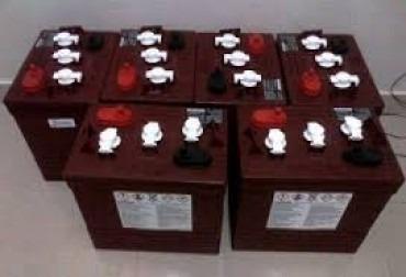 baterias trojan  para inversores garantizada