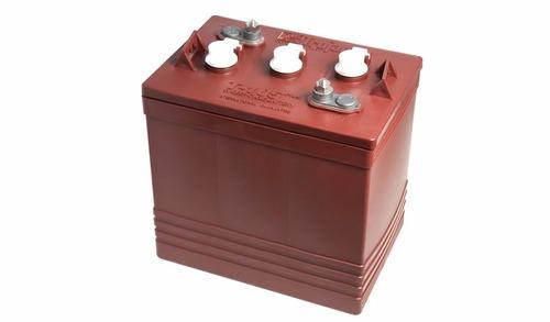 baterias trojan t-105 para inversor (la roja) americana