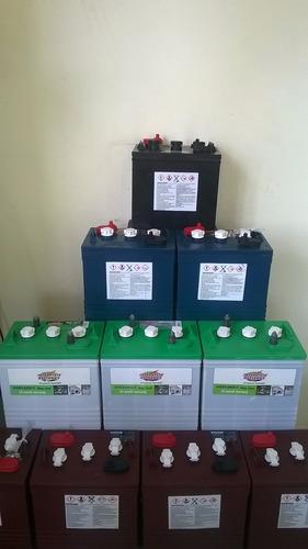 baterias tronic para inversores . 1 año de garantia