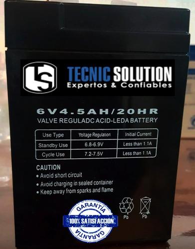 baterías ultracell 12v 7ah