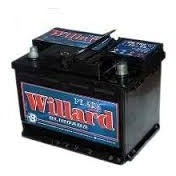 baterias willard 12x75 ub730 corta alta cambio a domicilio