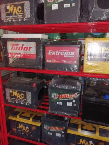 baterías y repuestos