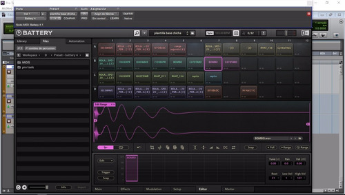 batery 4 native instruments