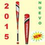 Bate Louisville Slugger 2015 Omaha 30x20 Bombona 2 5/8 Nuevo
