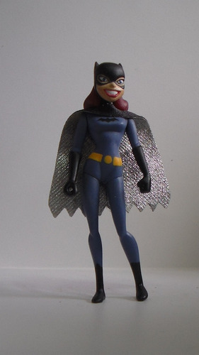batgirl batman animated