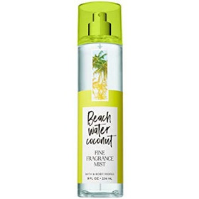 Bath And Body Works Beach Water Coconut
