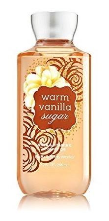 bath and body works gel de ducha warm vanilla sugar signatur
