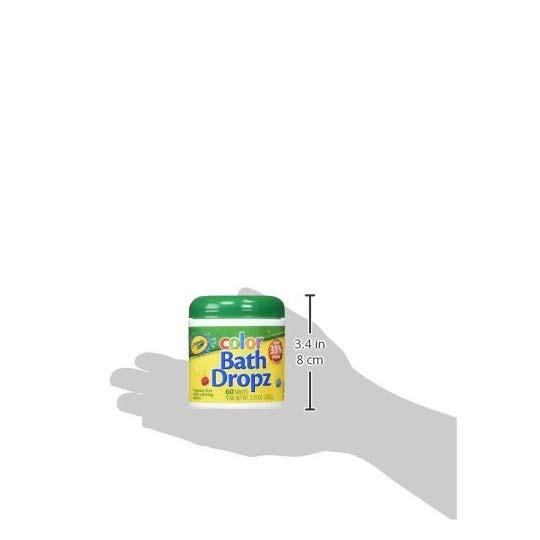 Bath Dropz De Crayola Pastillas De Color *envio Gratis - $ 599.00 en ...