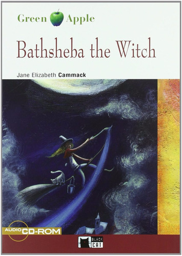 bathsheba the witch - green apple - vicens vives + cd-au-rom