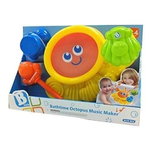 bathtime octopus baby kids  - aj hogar