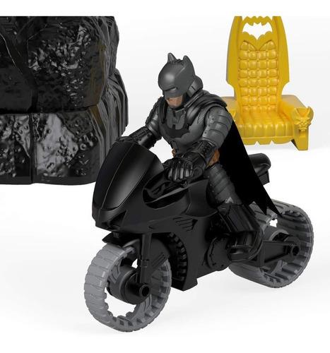baticueva fisher-price imaginext super amigos  batman