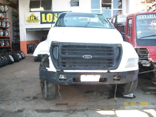 batido ford f12000 2004 com documentos funcionando