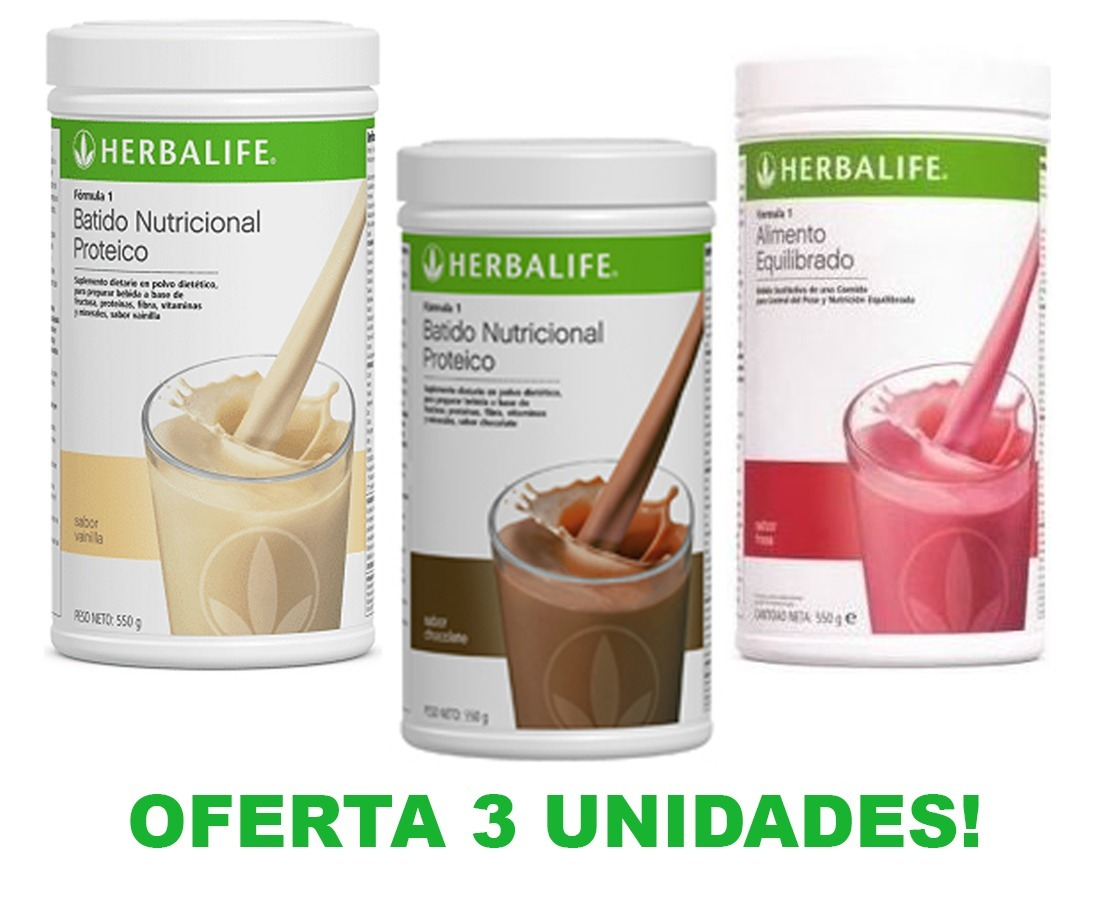Batido para bajar de peso herbalife shakes