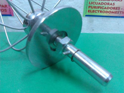 batidor c/ eje con perno procesadora batidora kenwood a701a