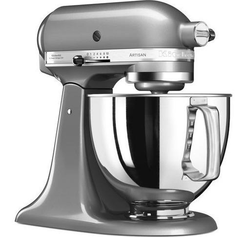 batidora amasadora profesional kitchenaid artisan 4.8 lts