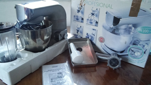 batidora , amasadora vendo robot de cocina  español