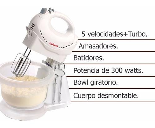 batidora con bowl aab620 trixer liliana