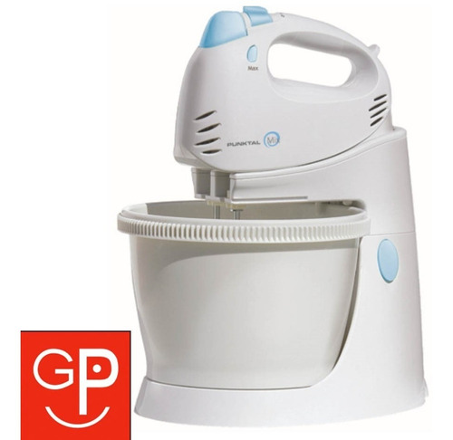 batidora con bowl punktal pk-92050 300w g p