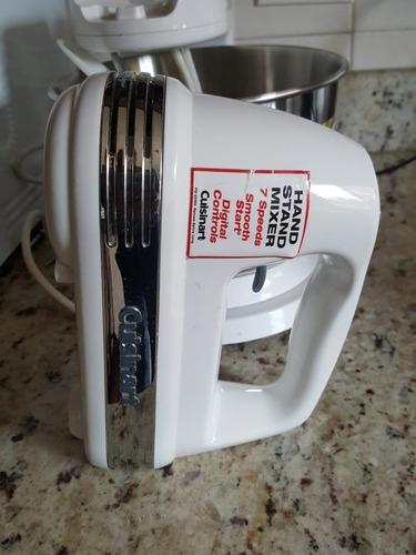 batidora cuisinart con base 7 velocidades