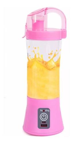 batidora de jugos portatil licuadora personal recargable usb