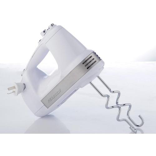 batidora electrica peabody hm-300 blanca