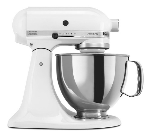 batidora kitchenaid® classic modelo ( ksm15wh) nueva en caja