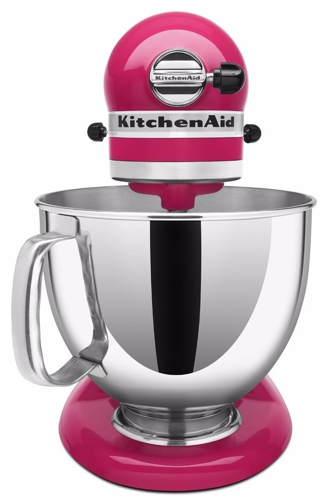Batidora kitchenaid ksm150pscb 5 qt artisan cranberry for Kitchenaid f series