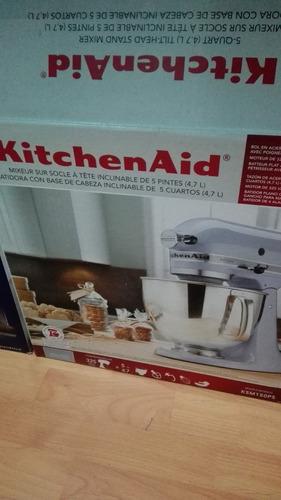 batidora kitchenaid lavanda ksm150ps artisan 4,7 litros