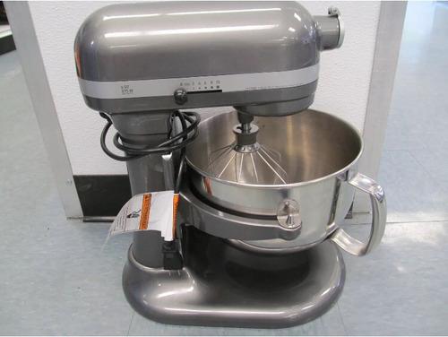 batidora kitchenaid pro serie 600 575wts, 6qts (nueva)