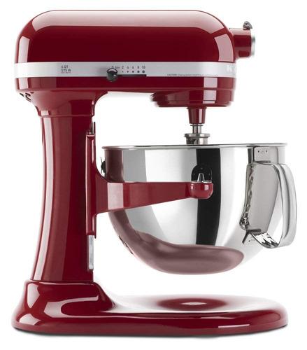 batidora kitchenaid® pro600 modelo (kp26m1xer) nueva en caja