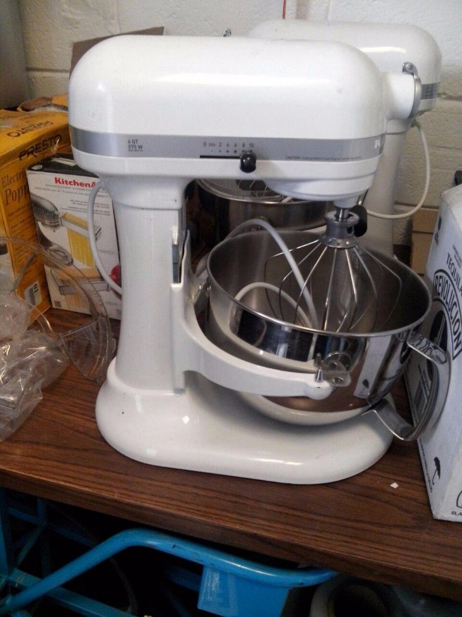 Batidora Kitchenaid Professional 600 Mixer 10 999 00