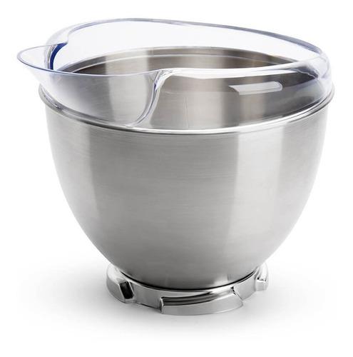 batidora moulinex planetaria deluxe 8401 inox bowl
