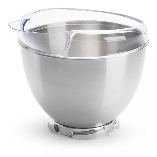 batidora moulinex planetaria deluxe inox bowl 4 litros 300 w